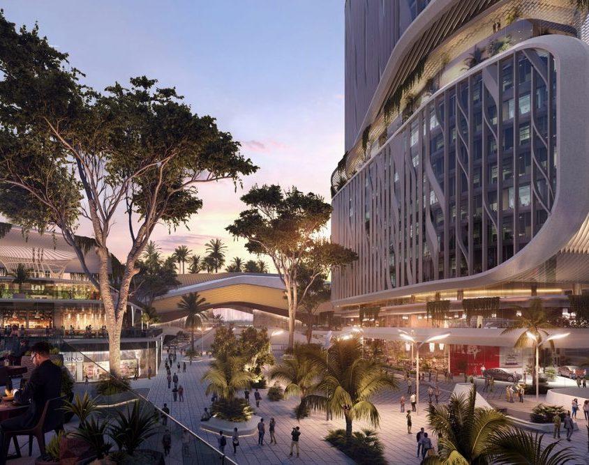 El futuro de la India es Karle Town Center 9