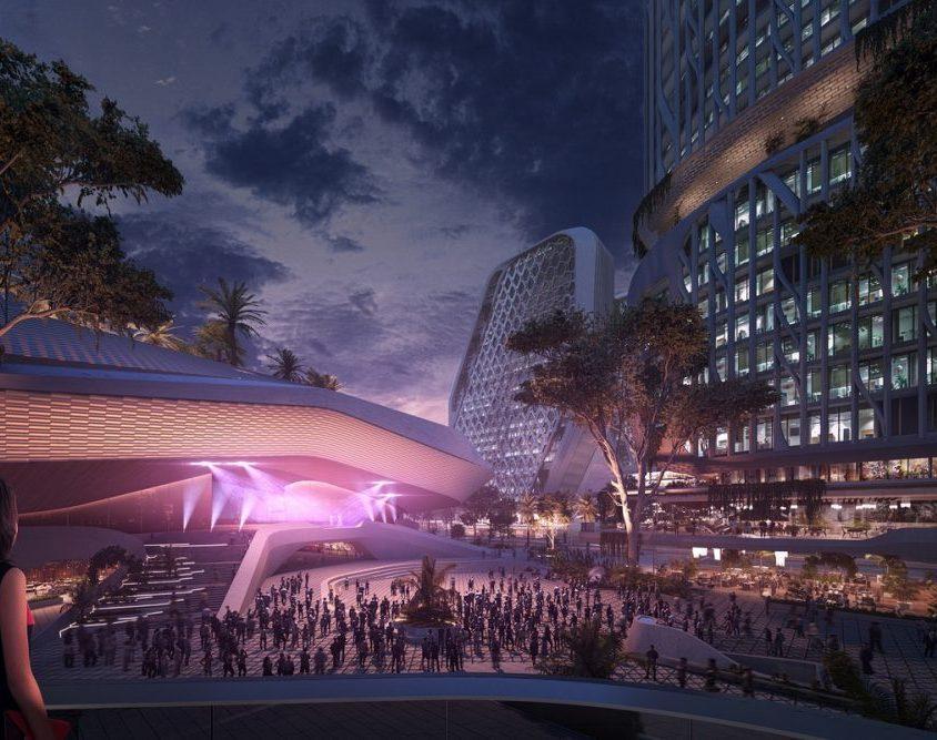 El futuro de la India es Karle Town Center 7
