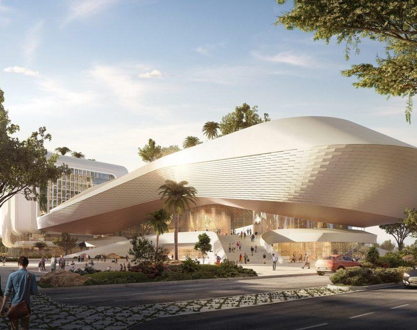 El futuro de la India es Karle Town Center 8