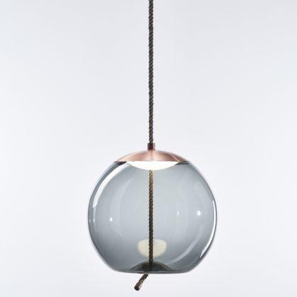 Artesanía checa en las lámparas Knot 2