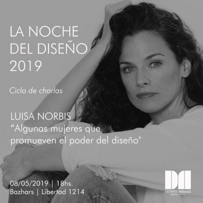 """Llega """"La Noche del Diseño"""" 2019 4"""