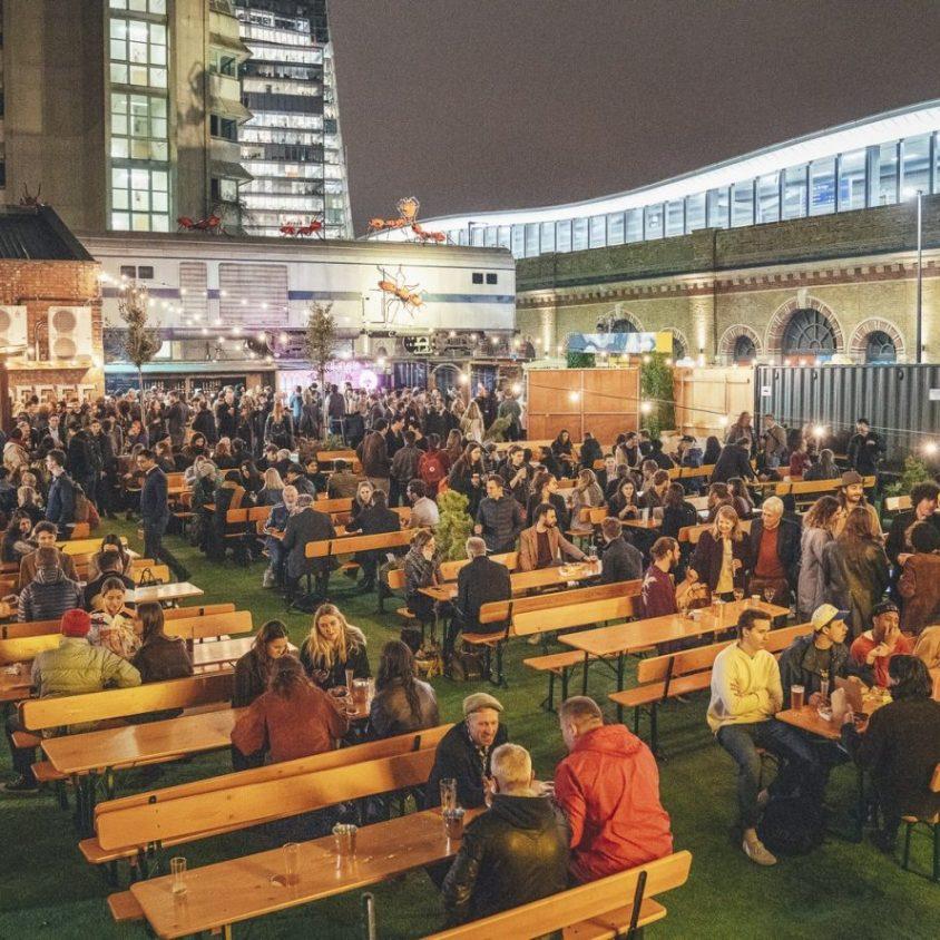 Vinegar Yard, gastronomía y arte en Londres 13
