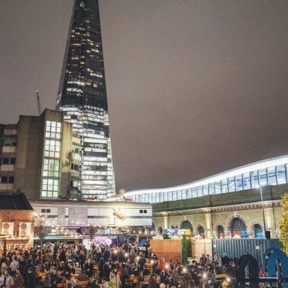 Vinegar Yard, gastronomía y arte en Londres 17