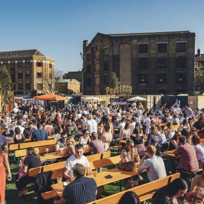 Vinegar Yard, gastronomía y arte en Londres 14