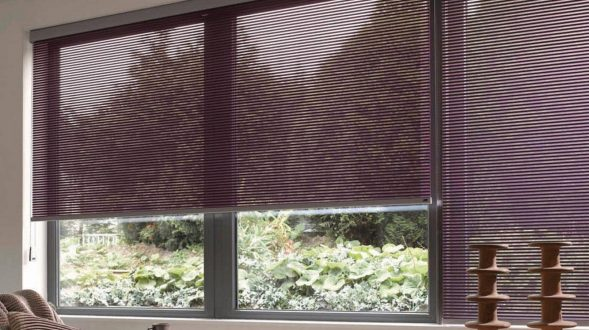 Cortinas Facette Hunter Douglas 4