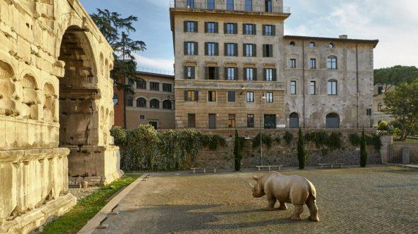 Arquitectura, arte y descanso en Roma 6