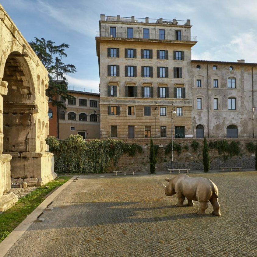 Arquitectura, arte y descanso en Roma 3