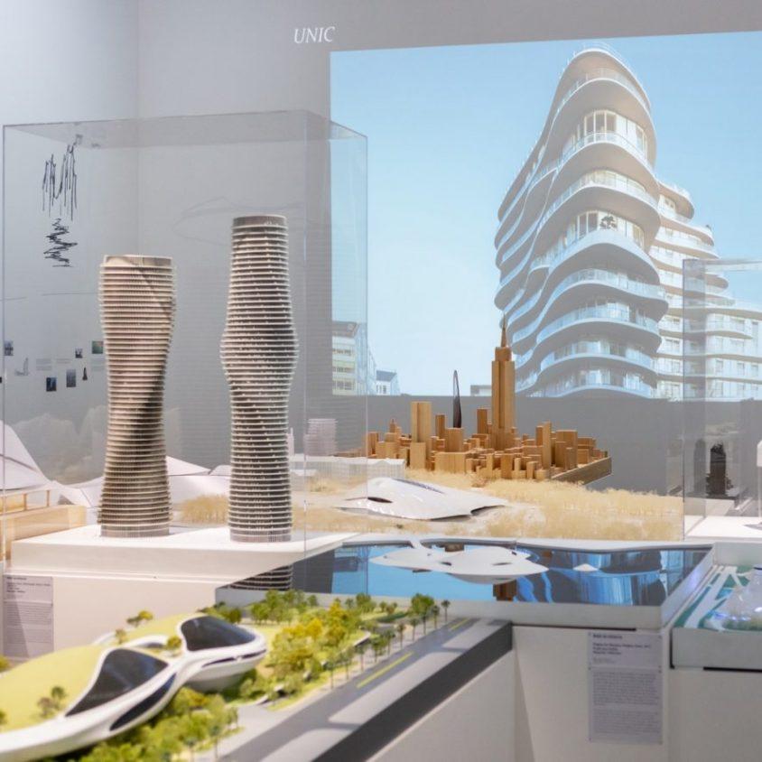"""La """"ciudad del futuro"""" de MAD 1"""