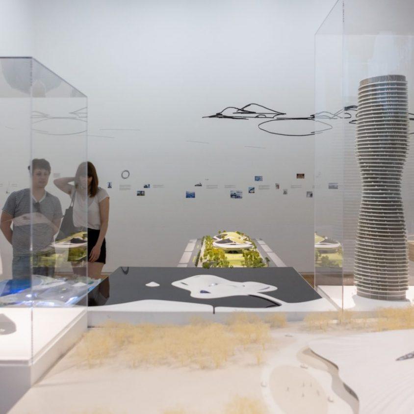 """La """"ciudad del futuro"""" de MAD 2"""