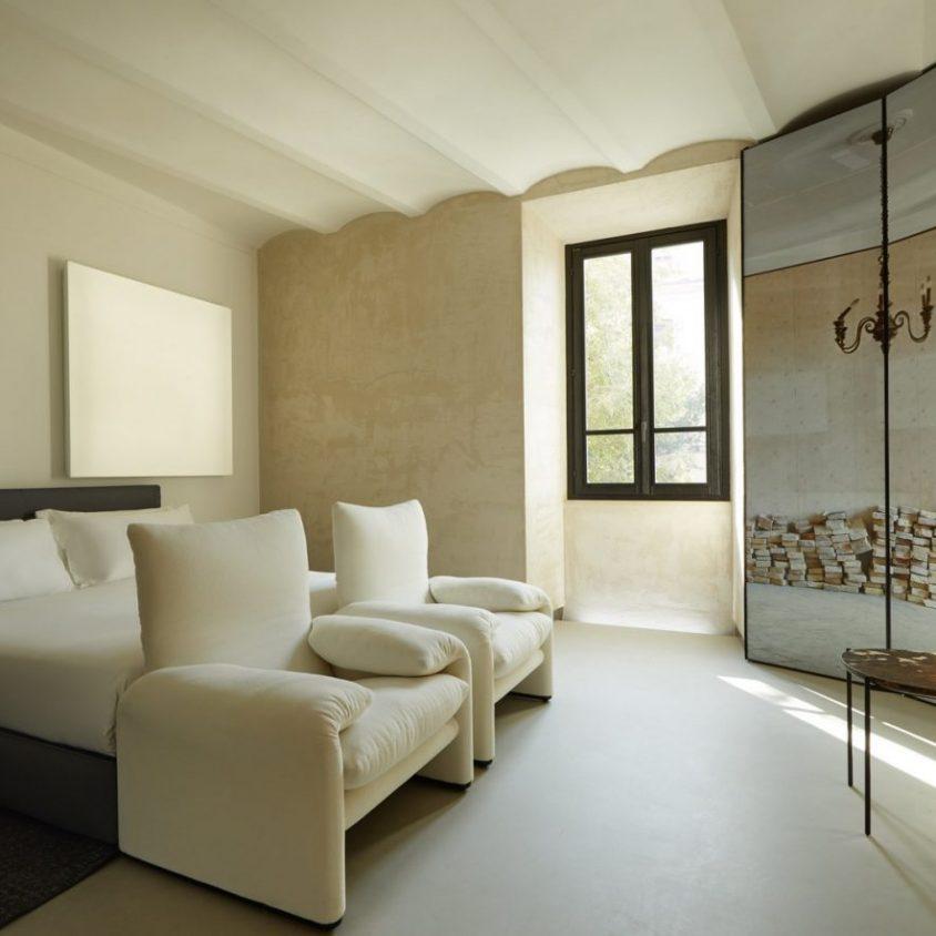 Arquitectura, arte y descanso en Roma 5