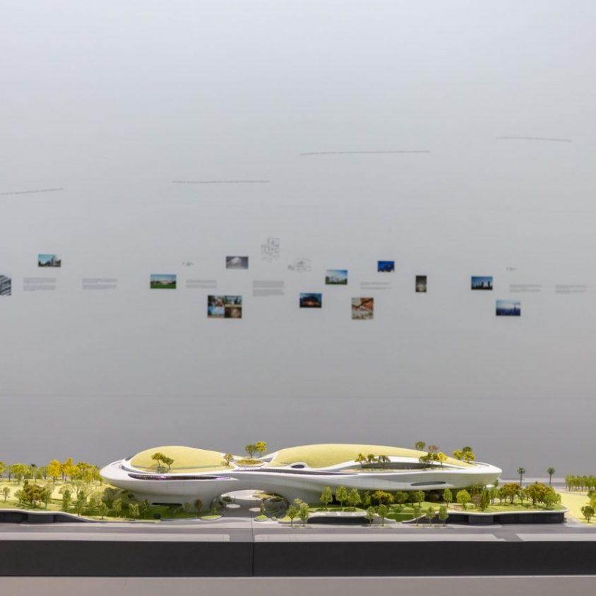 """La """"ciudad del futuro"""" de MAD 5"""