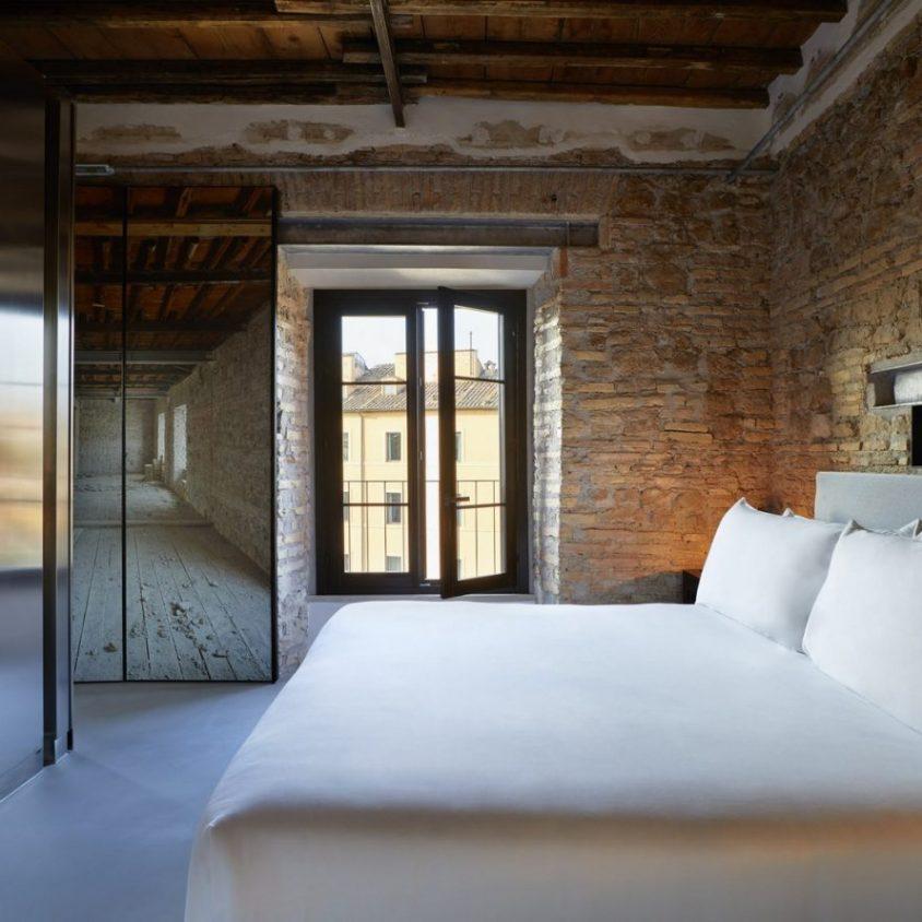 Arquitectura, arte y descanso en Roma 12