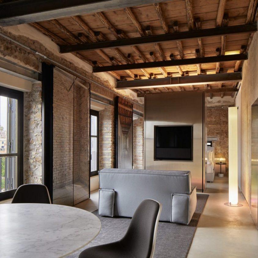 Arquitectura, arte y descanso en Roma 4