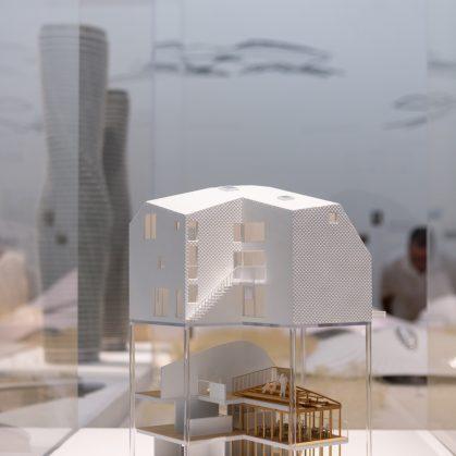 """La """"ciudad del futuro"""" de MAD 13"""