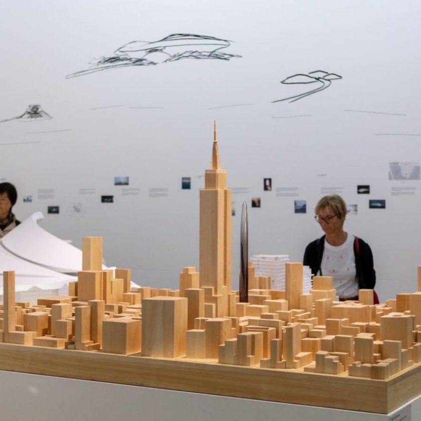 """La """"ciudad del futuro"""" de MAD 7"""