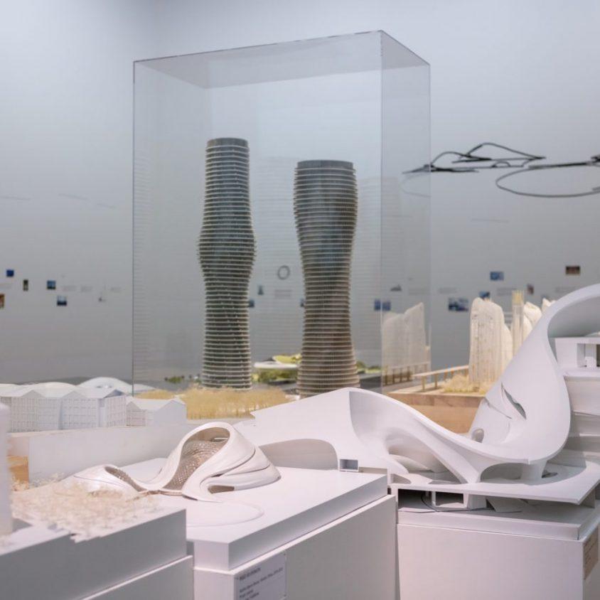 """La """"ciudad del futuro"""" de MAD 11"""