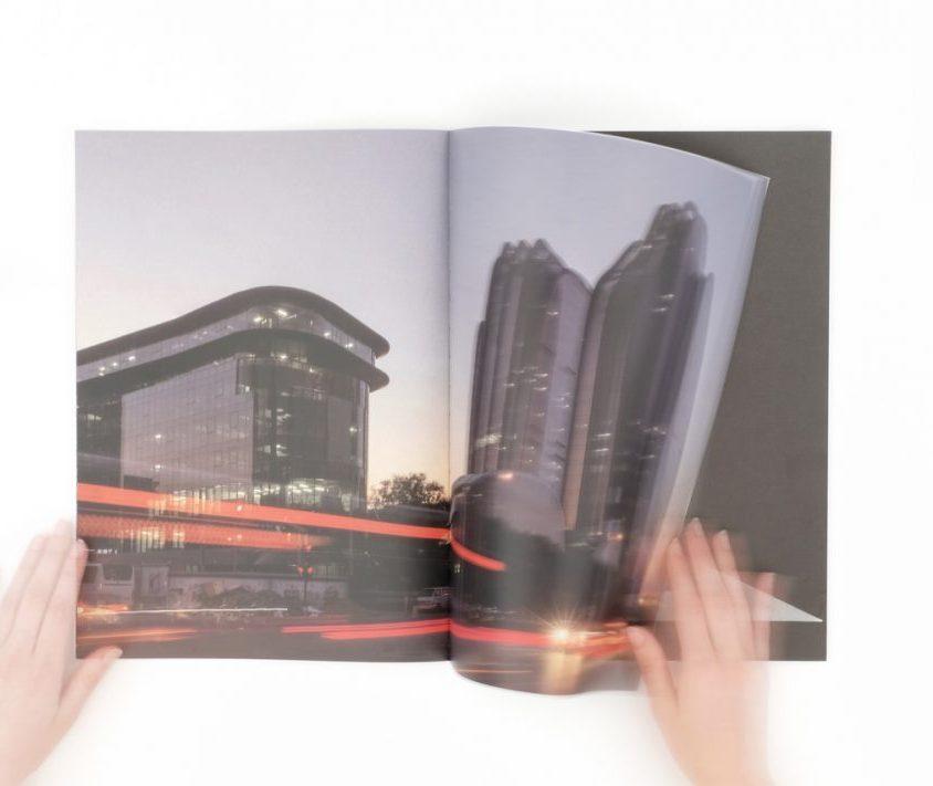 """La """"ciudad del futuro"""" de MAD 16"""