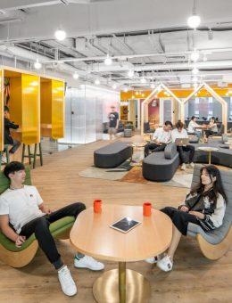 Los primeros coworking de China 25