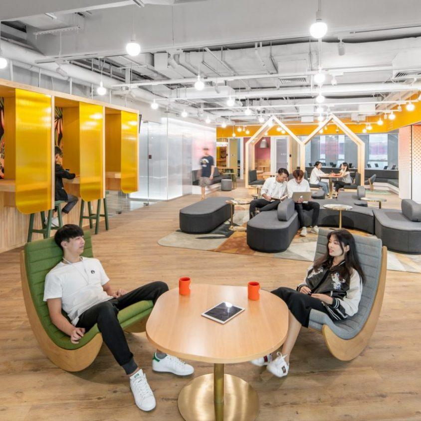 Los primeros coworking de China 4