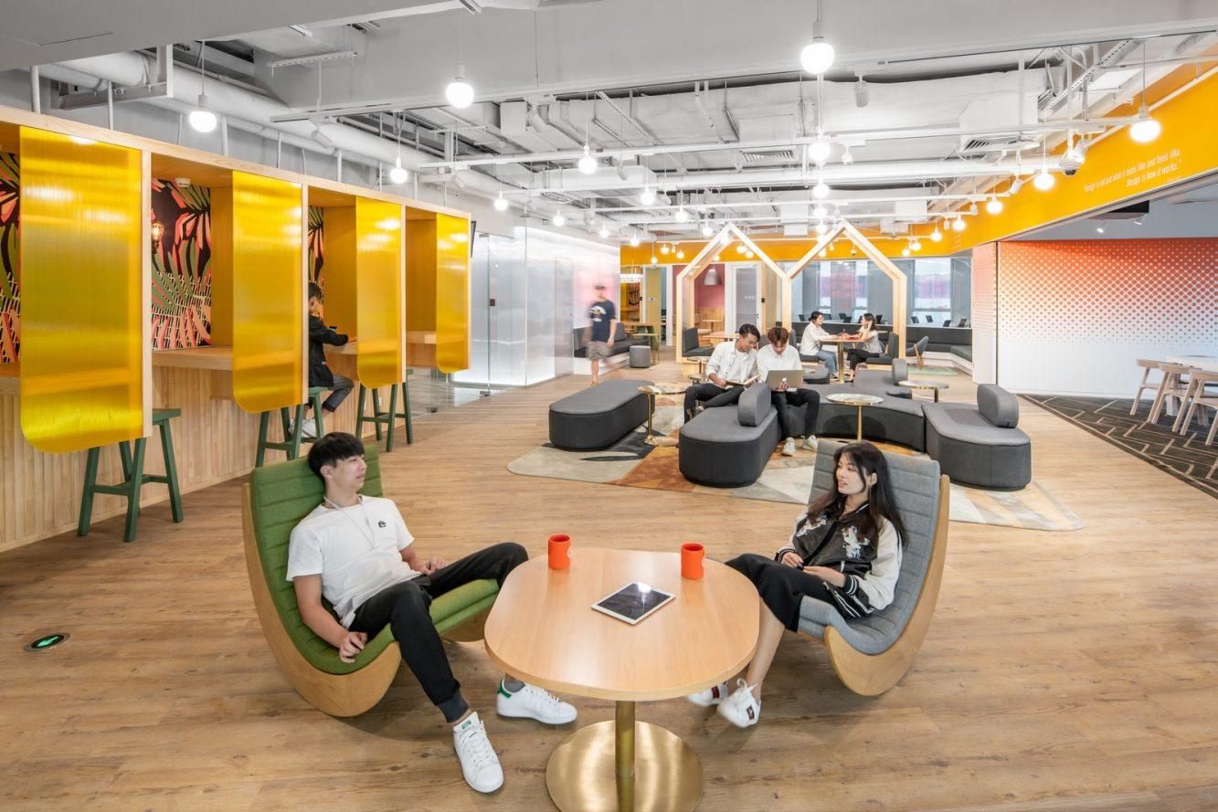 Los primeros coworking de China 24