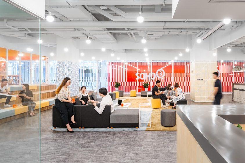 Los primeros coworking de China 19