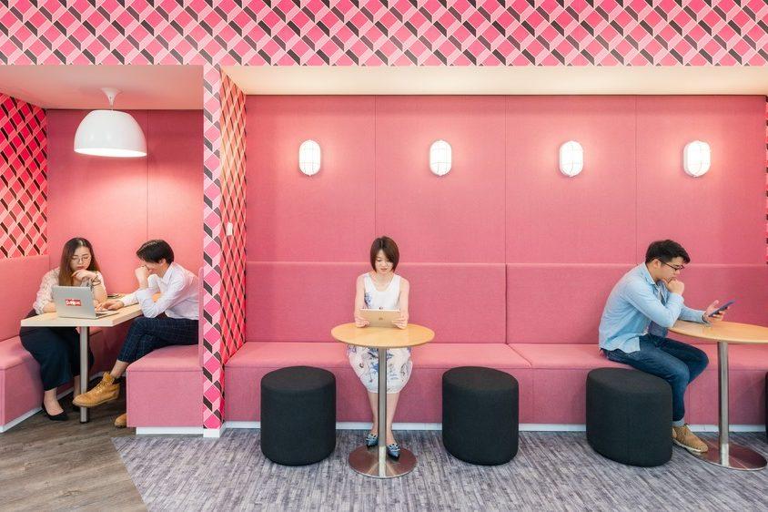Los primeros coworking de China 20