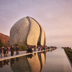 El templo Bahá'i: Espacio Sagrado 4