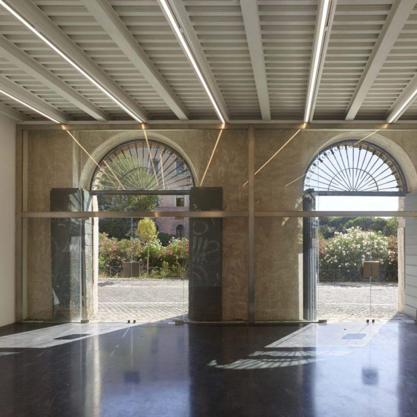 Arquitectura, arte y descanso en Roma 22