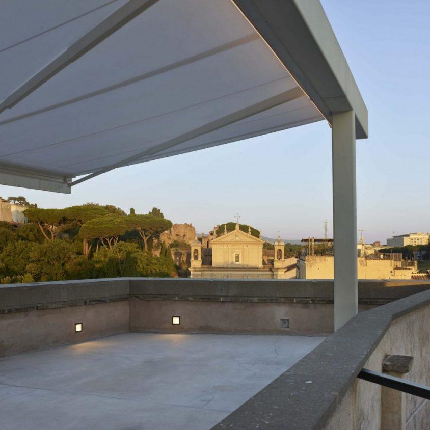 Arquitectura, arte y descanso en Roma 28