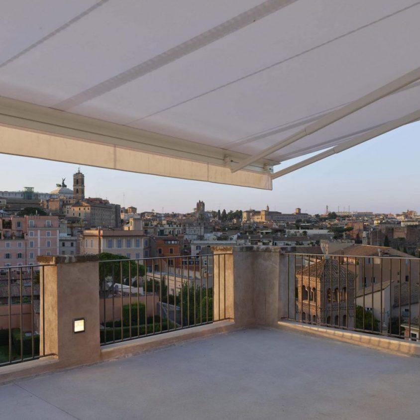 Arquitectura, arte y descanso en Roma 27