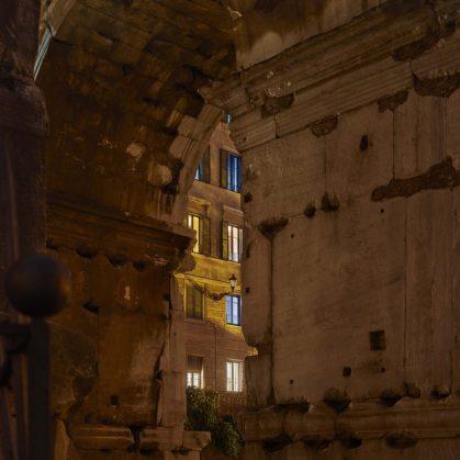 Arquitectura, arte y descanso en Roma 21
