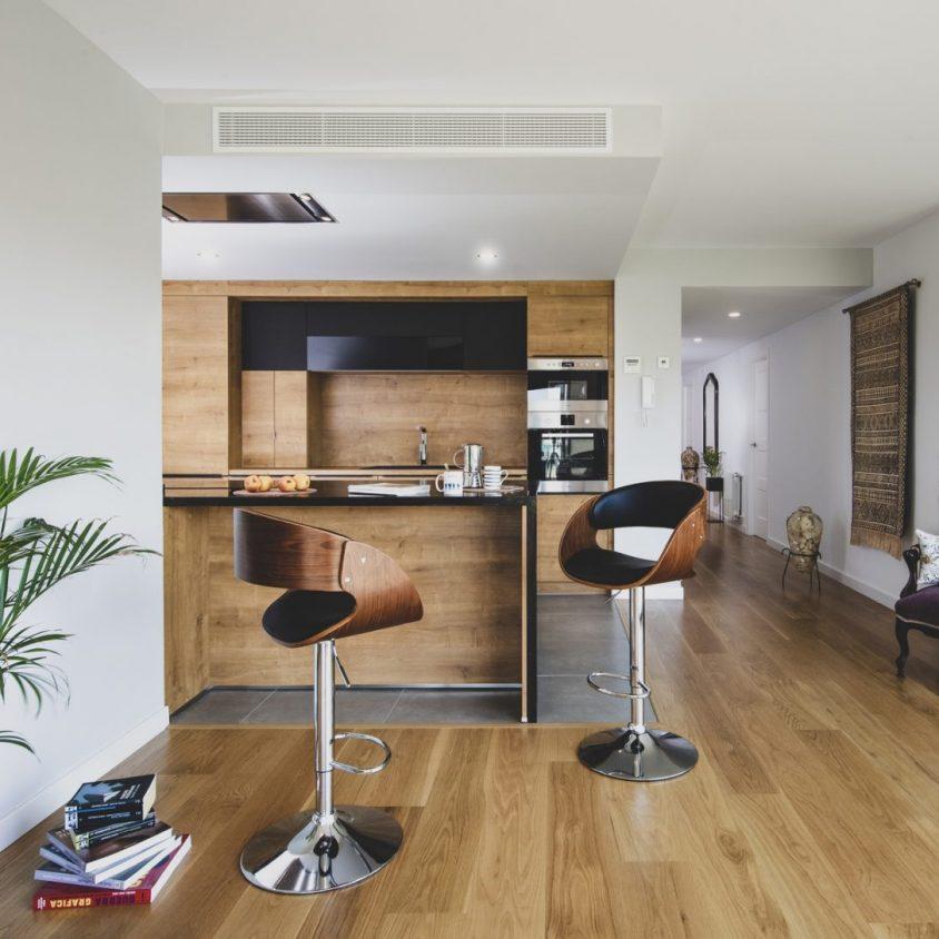 Reformar el interior según la iluminación y los ambientes 1