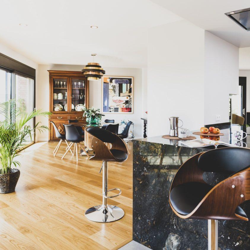 Reformar el interior según la iluminación y los ambientes 2