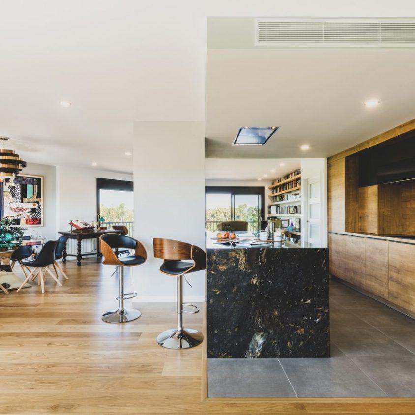 Reformar el interior según la iluminación y los ambientes 3