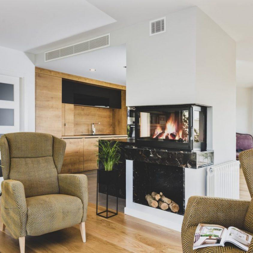 Reformar el interior según la iluminación y los ambientes 5