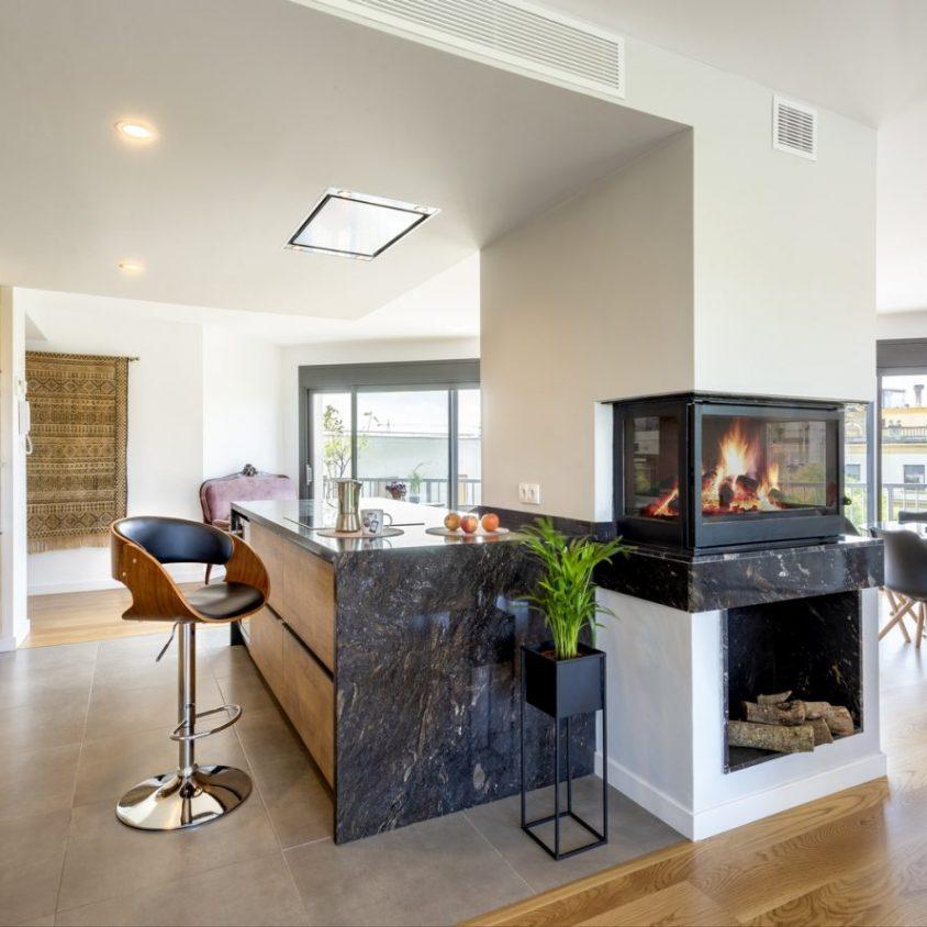 Reformar el interior según la iluminación y los ambientes 12