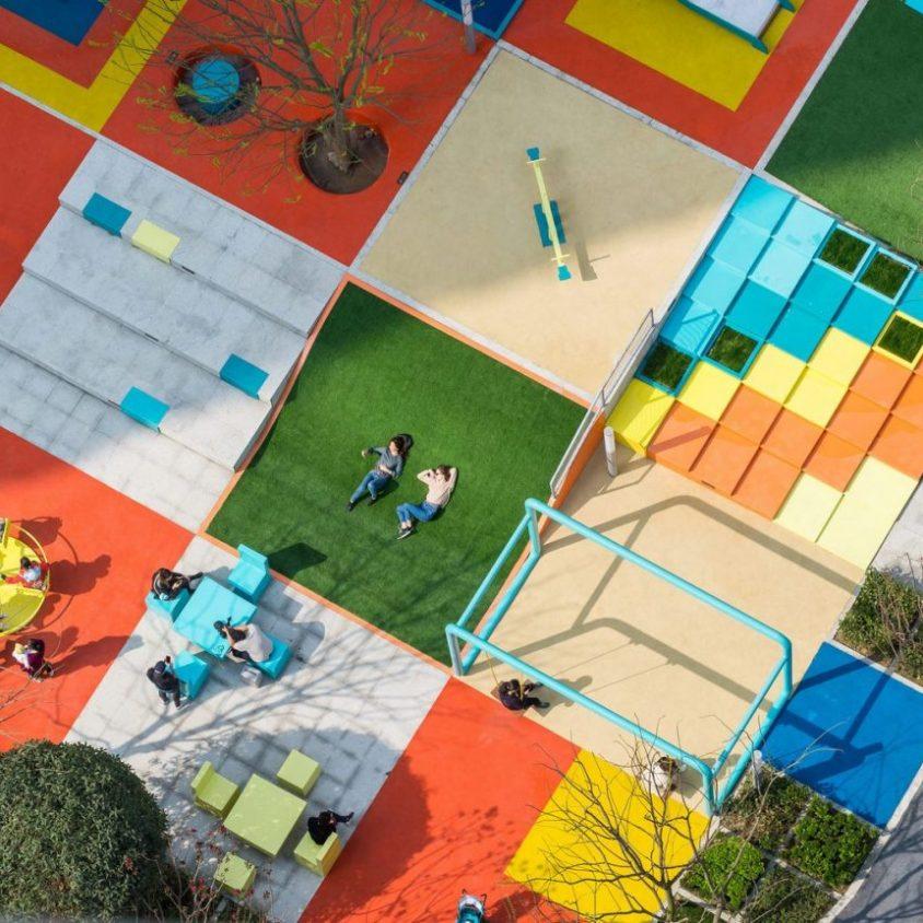Color y diversión en Pixeland 5