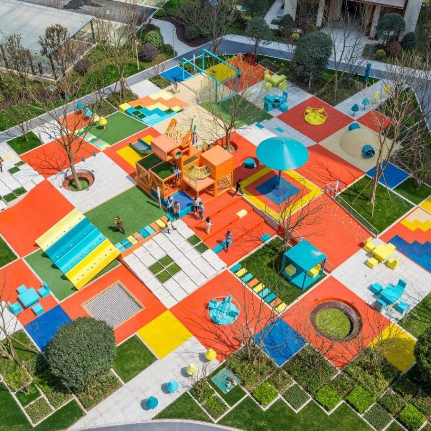 Color y diversión en Pixeland 12