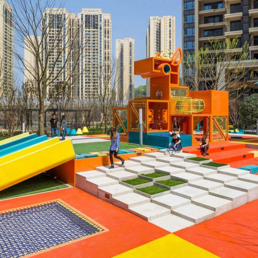 Color y diversión en Pixeland 8