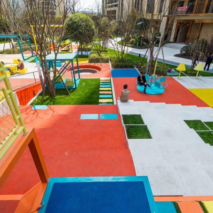 Color y diversión en Pixeland 15