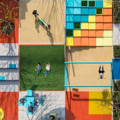 Color y diversión en Pixeland 16