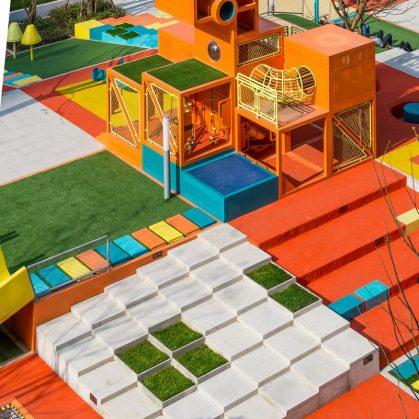 Color y diversión en Pixeland 10