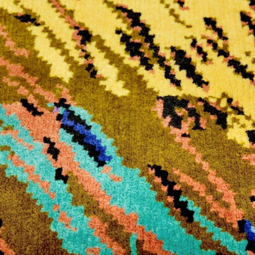 Las alfombras Nodus dan la vuelta al mundo 9