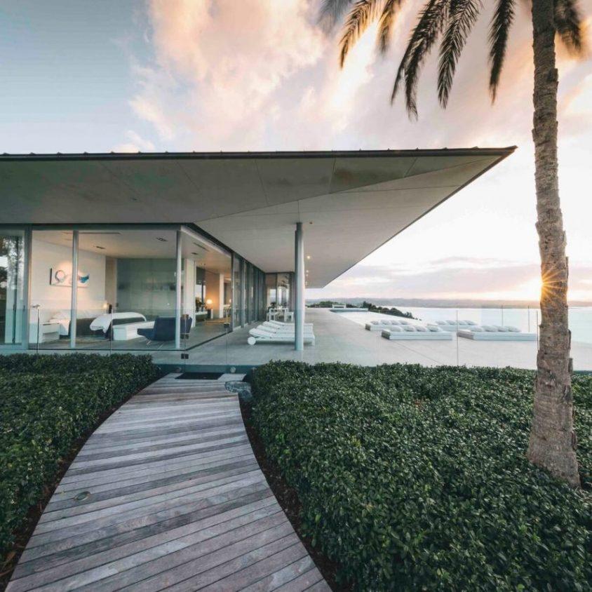 Alojamiento de lujo en Nueva Zelanda 13