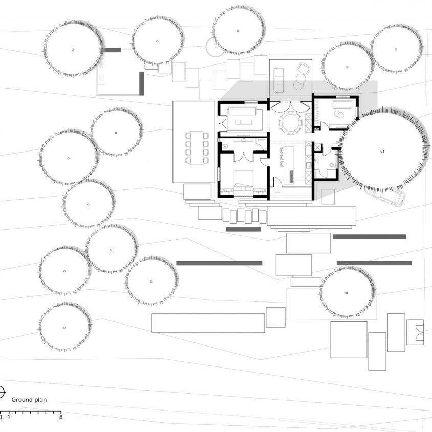 Mediterranean Cacti House 3