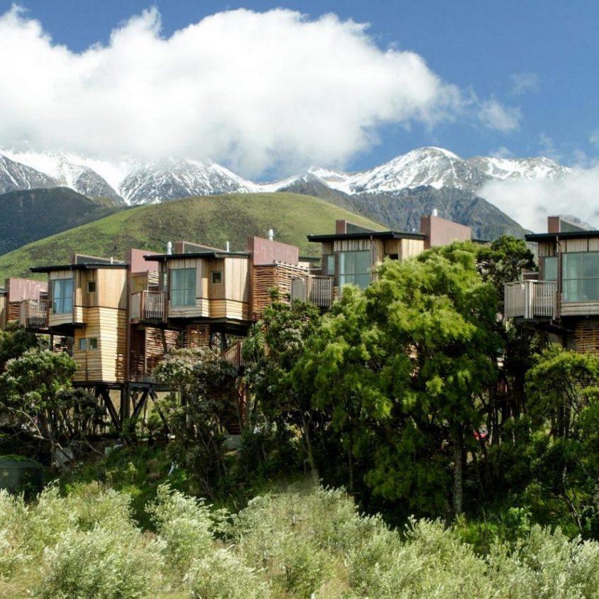 Alojamiento de lujo en Nueva Zelanda 7