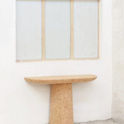 Muebles realizados en corcho 12
