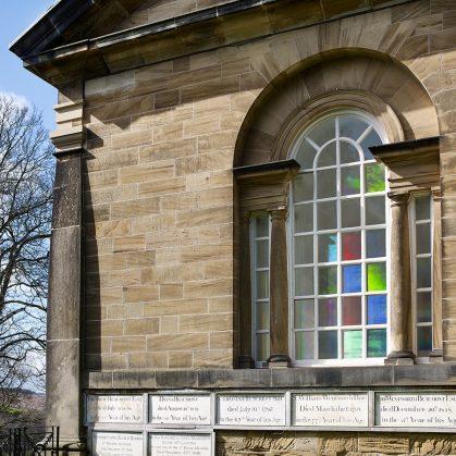 Arte e instalaciones en Yorkshire Sculpture 9