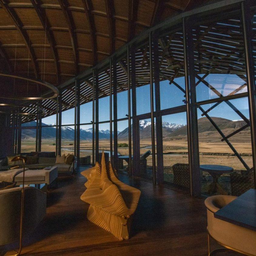 Alojamiento de lujo en Nueva Zelanda 1