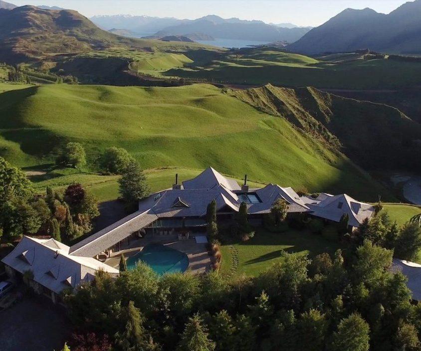 Alojamiento de lujo en Nueva Zelanda 5